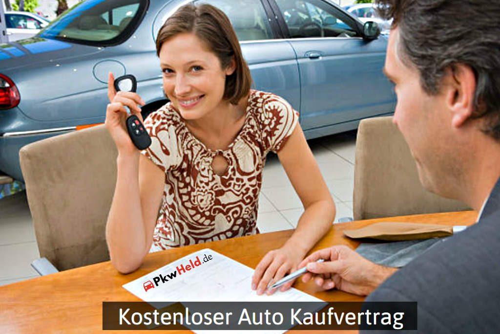 Kaufvertrag-Auto