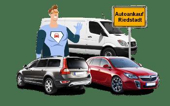 Autoankauf Riedstadt